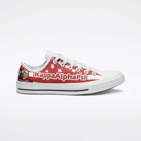 22 Kappa Alpha Psi low top shoes 1