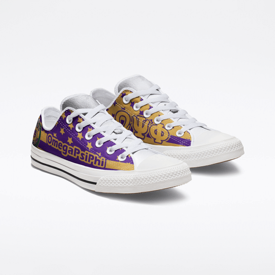26 Omega Psi Phi Low Top Shoes 4