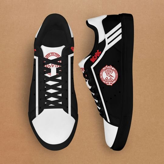 ACDC Stan Smith Shoes1