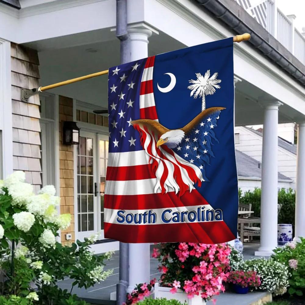 American Eagle South Carolina Flag1 Copy
