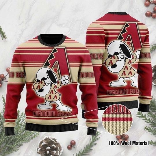 Arizona Diamondbacks Ugly Christmas Sweater