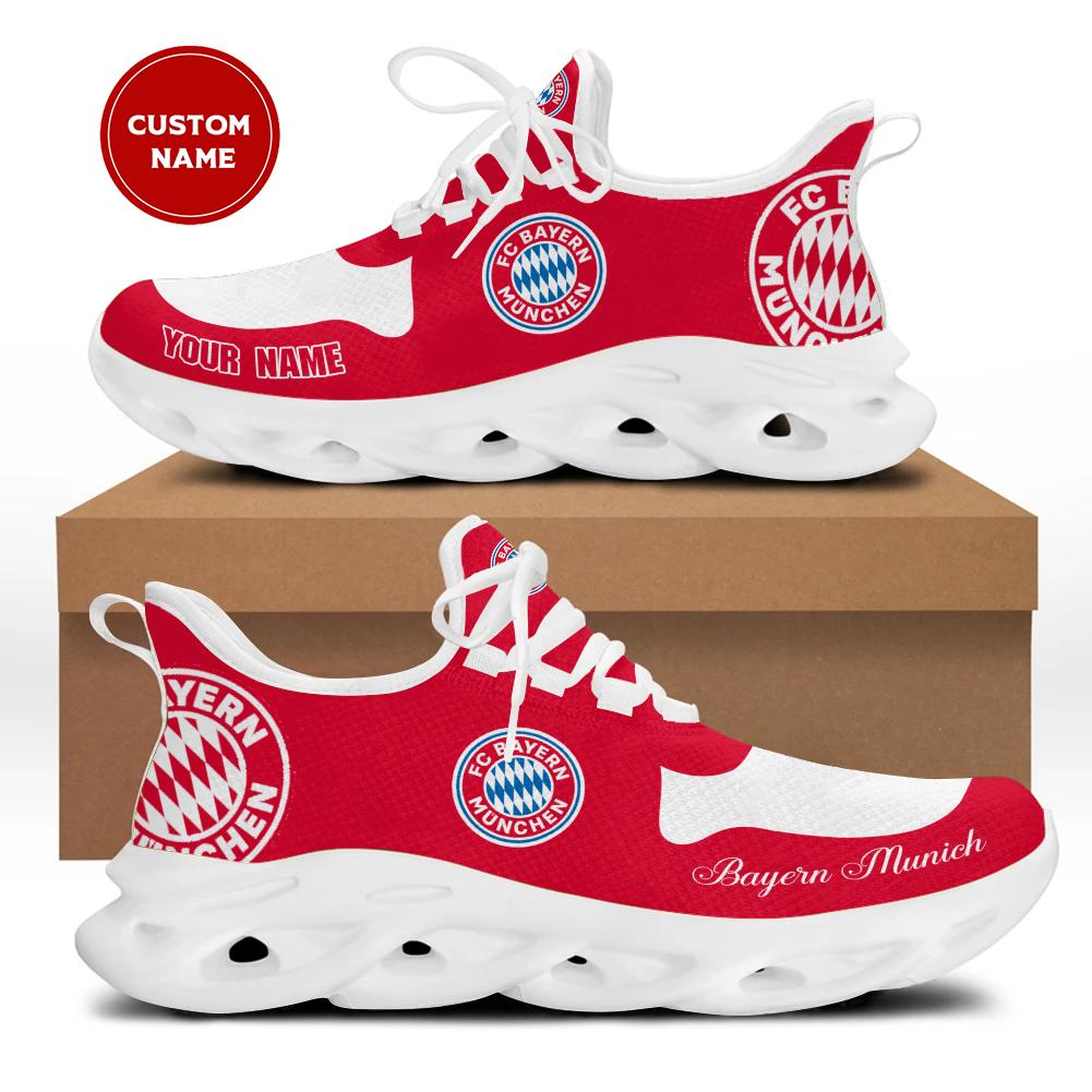 Bayern munich custom name sneakers