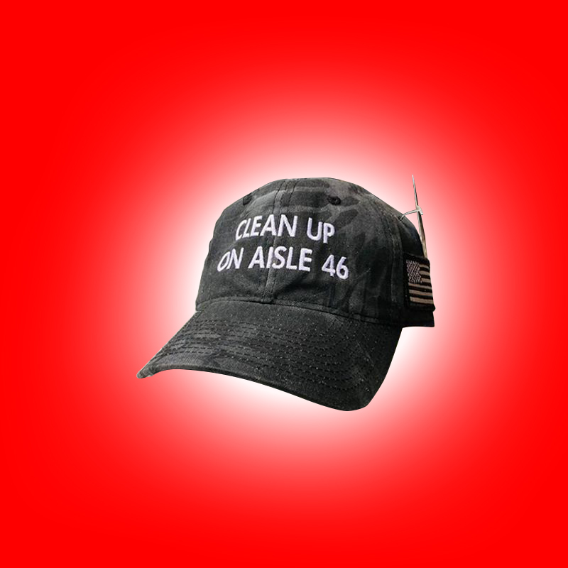 Clean Up On Aisle 46 Hat 3 1