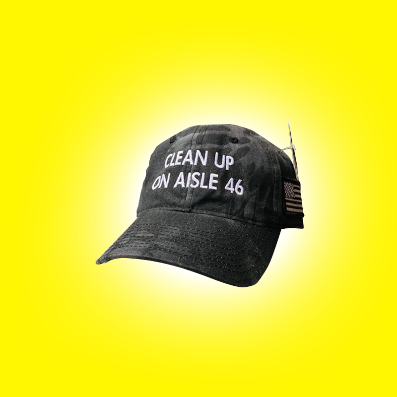 Clean Up On Aisle 46 Hat 4 1
