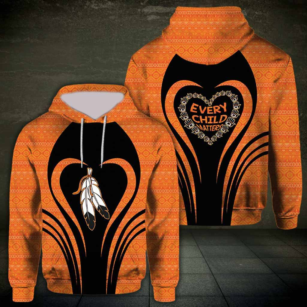 Every Child Matters 3d Hoodie