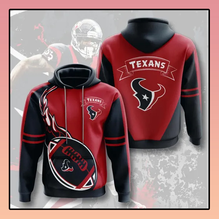 Houston Texans All over print 3d hoodie2 1