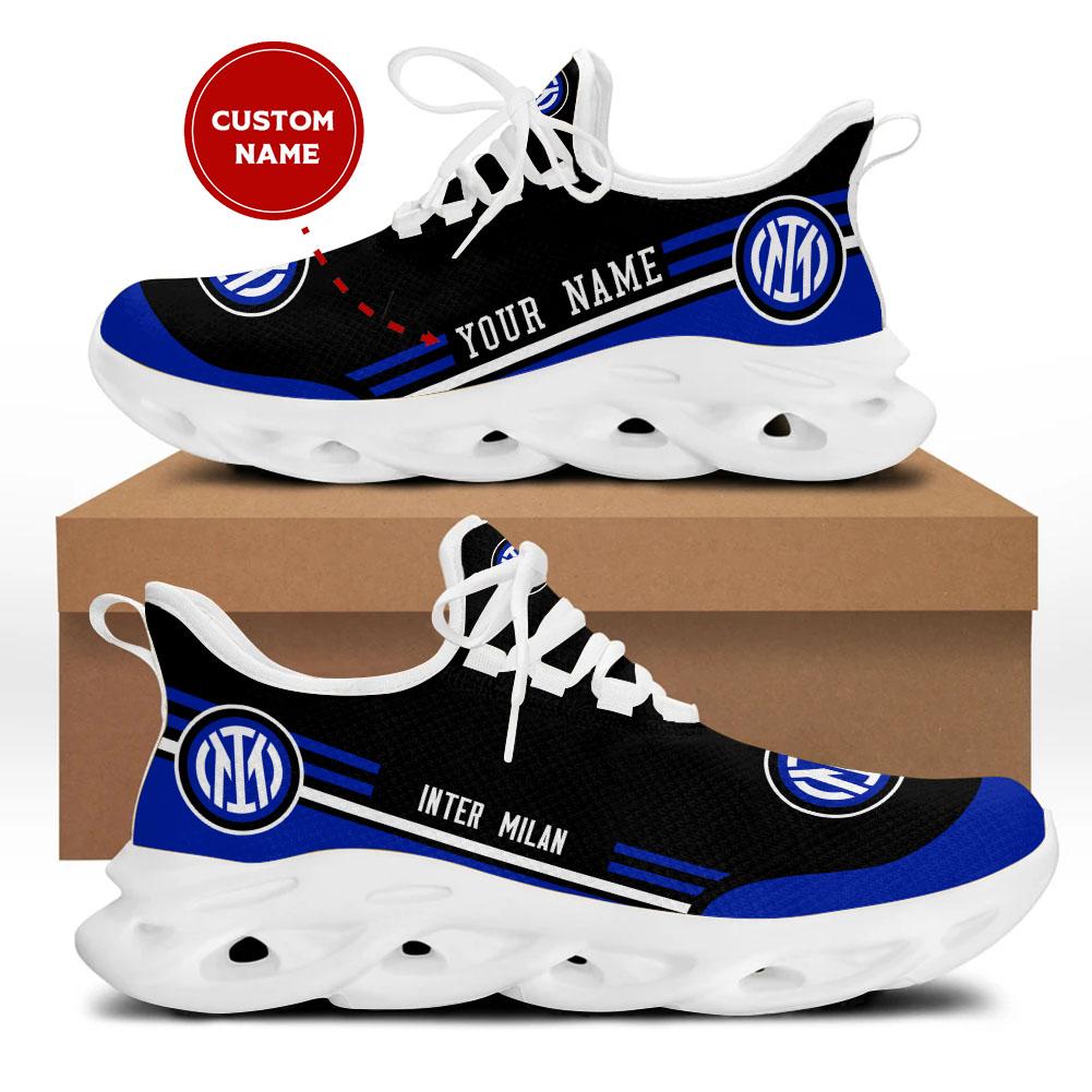 Inter milan custom name sneakers