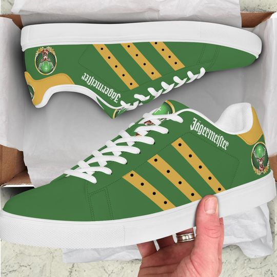 Jagermeister stan smith low top shoes