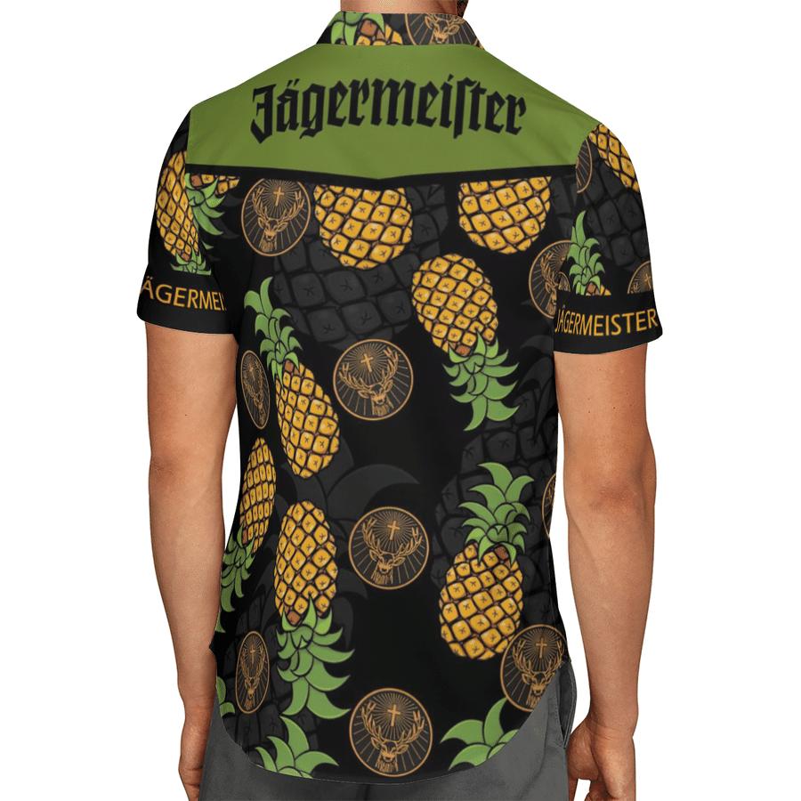 Jagger pineapple Hawaiian shirt 2