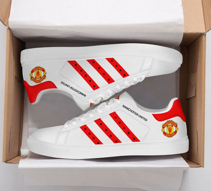 Manchester United Stan Smith Low top shoes1