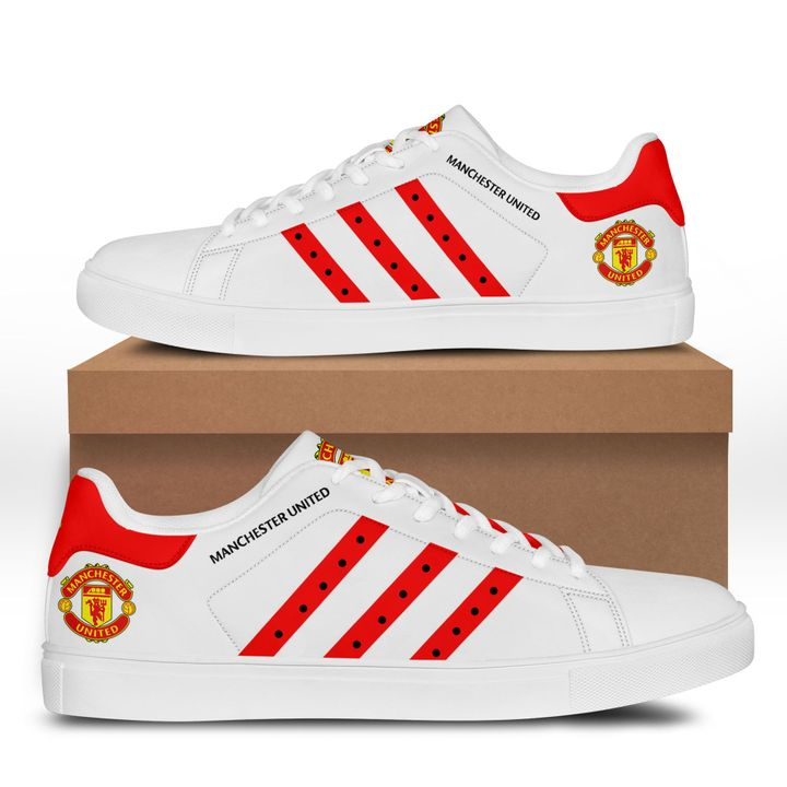 Manchester United Stan Smith Low top shoes3