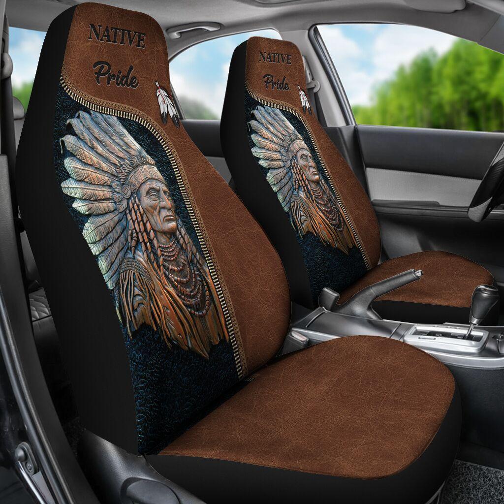 Native Pride Seat Car Covers