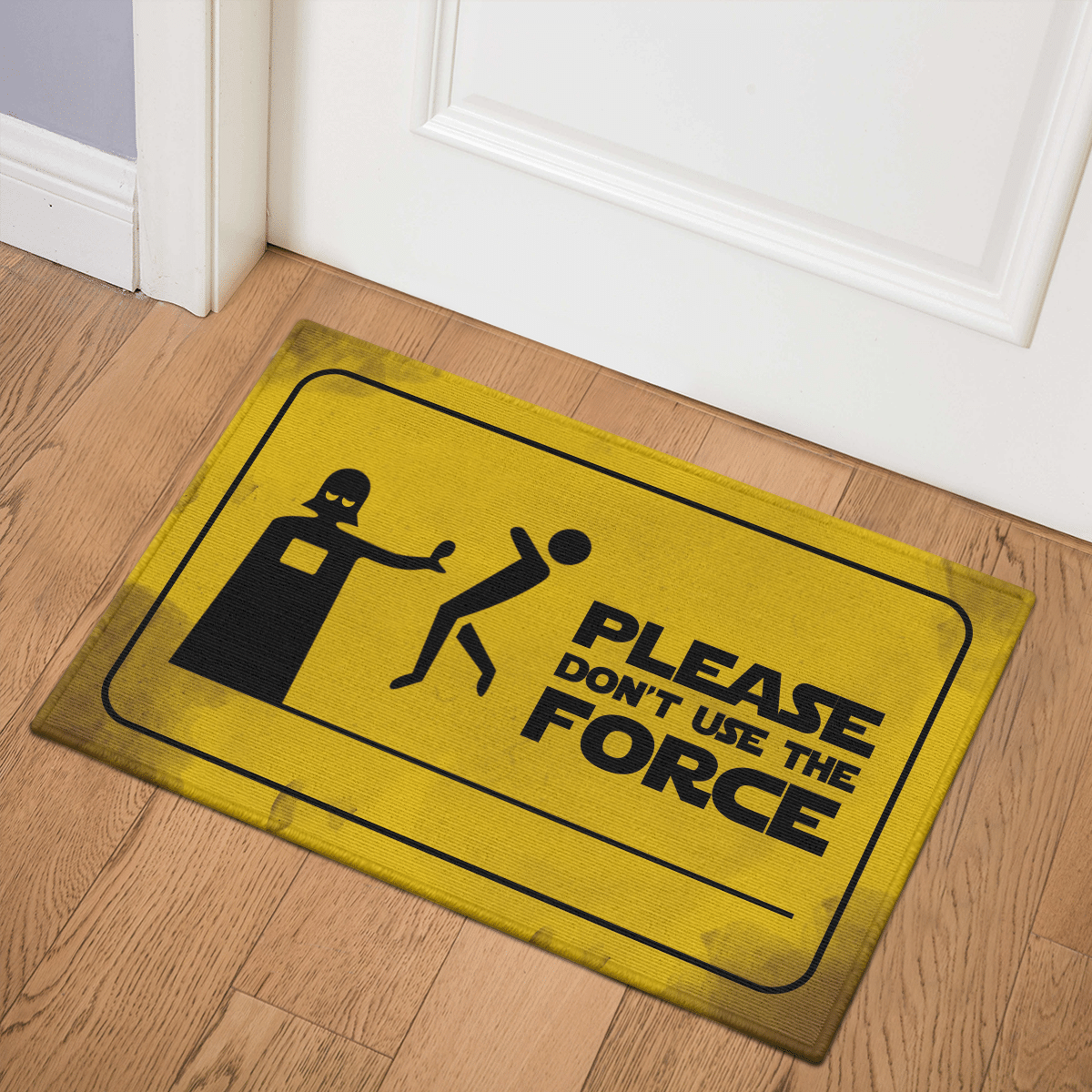 Star War Please dont use the force doormat