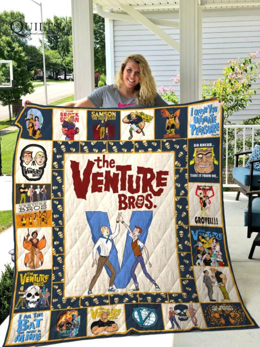 The venture bros V blacket