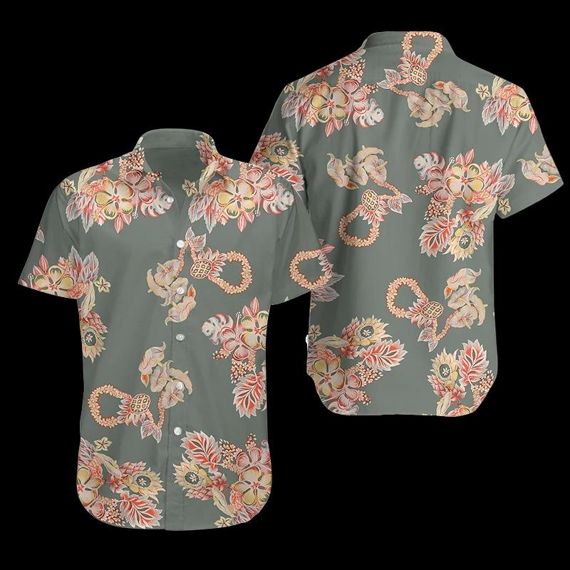 Andrew Mccarthy In Weekend At Bernies Hawaii Shirt And Short