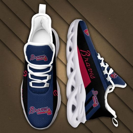Atlanta braves max soul clunky shoess2