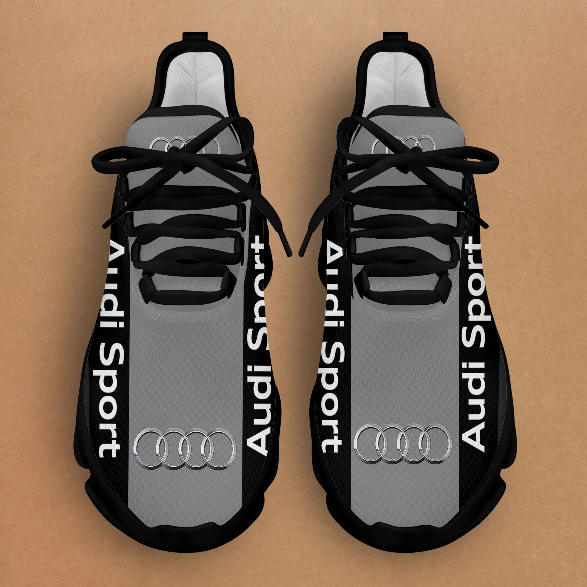 Audi Sport clunky max soul shoes 1