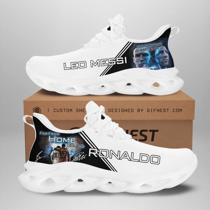 CR7 Messi Clunky Max soul Custom Name shoes