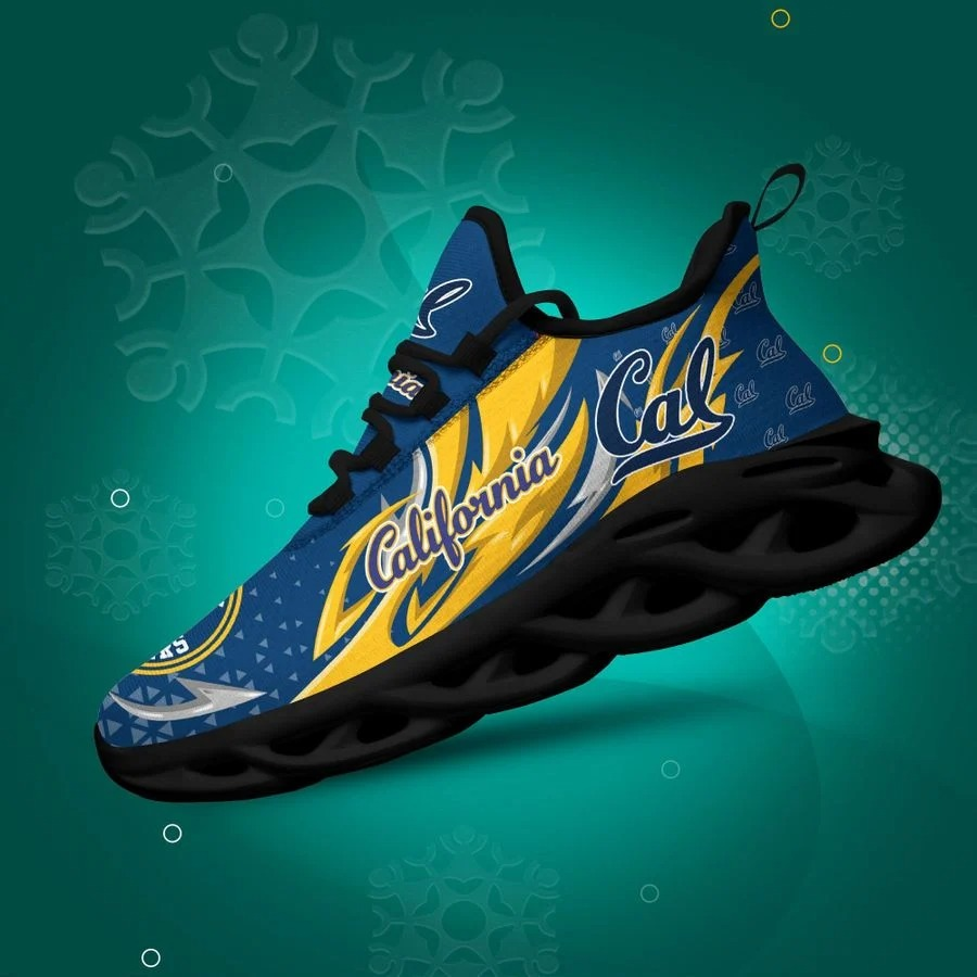 California Golden Bears Clunky Max Soul Shoes