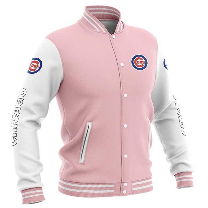 Chicago cubs baseball jacket 1