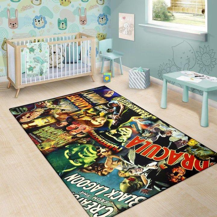 Dracula Carpet Rug2