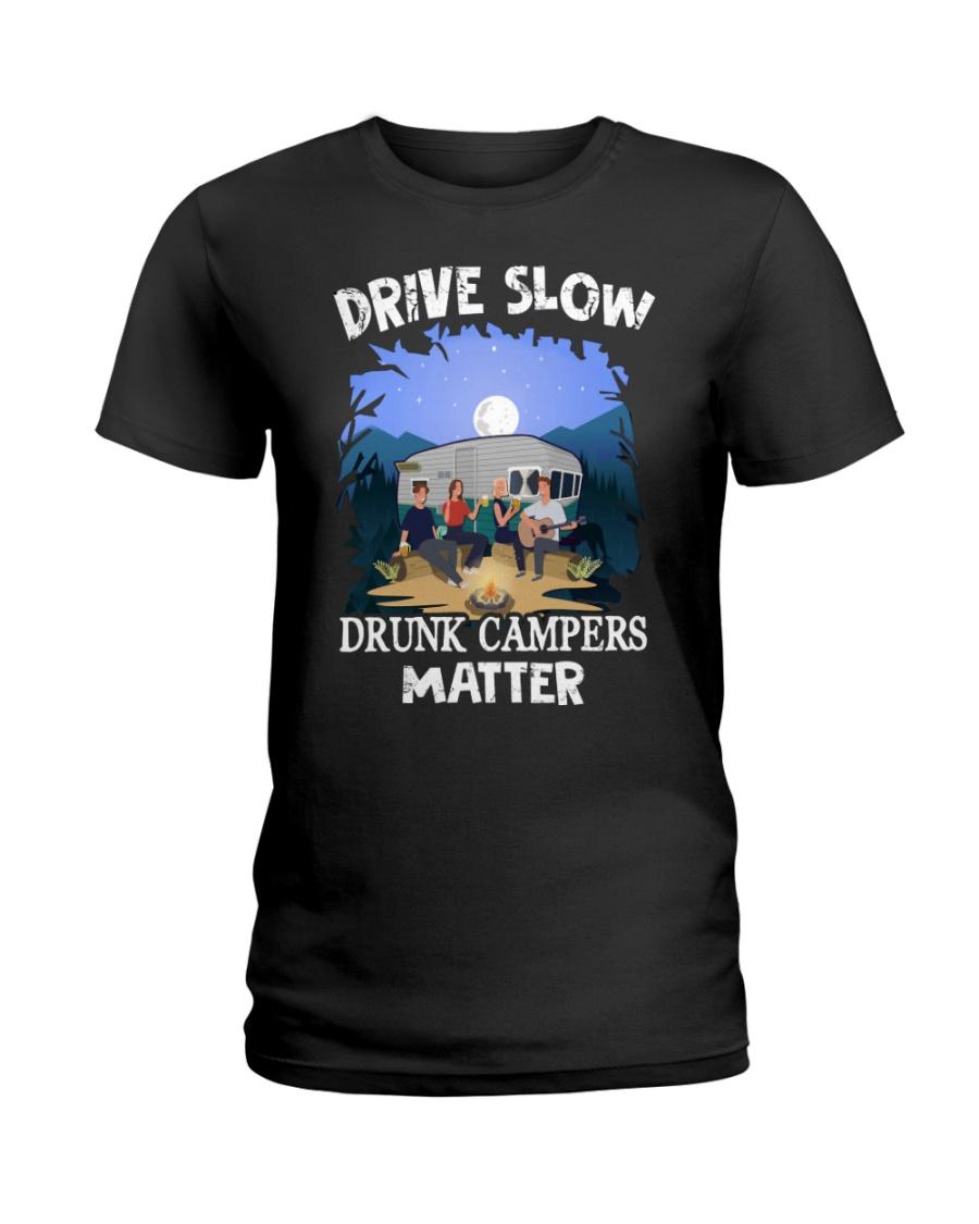Drive Slow Drunk Campers Matter Shirt 13