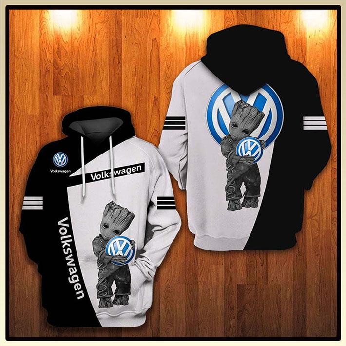 Groot Volkswagen Logo 3D Hoodie3