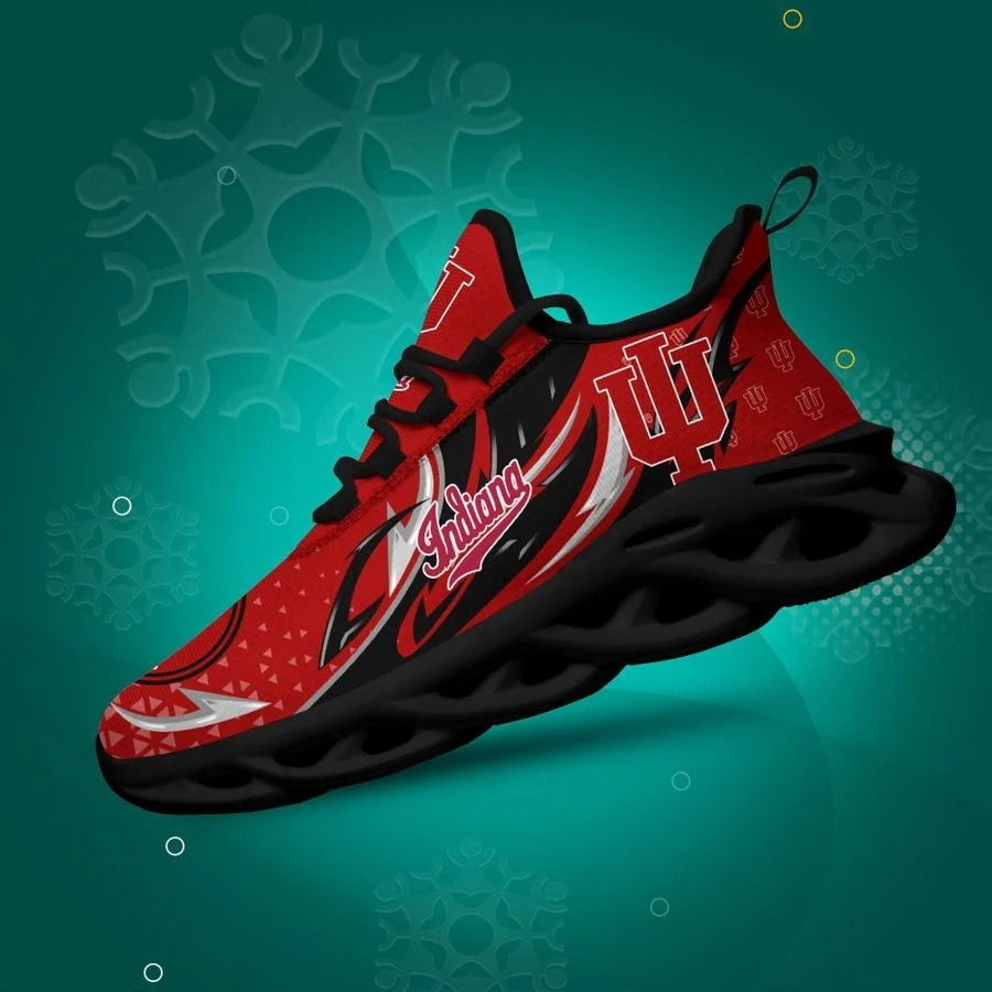 Indiana Hoosiers Clunky Max Soul Shoes
