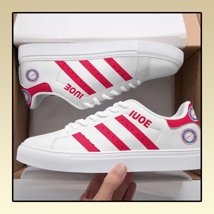 Iuoe Stan Smith Low Top Shoes1