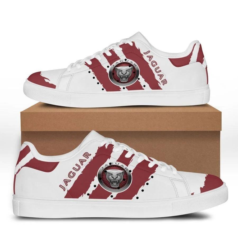 Jaguar Cars Stan Smith Low Top Shoes1
