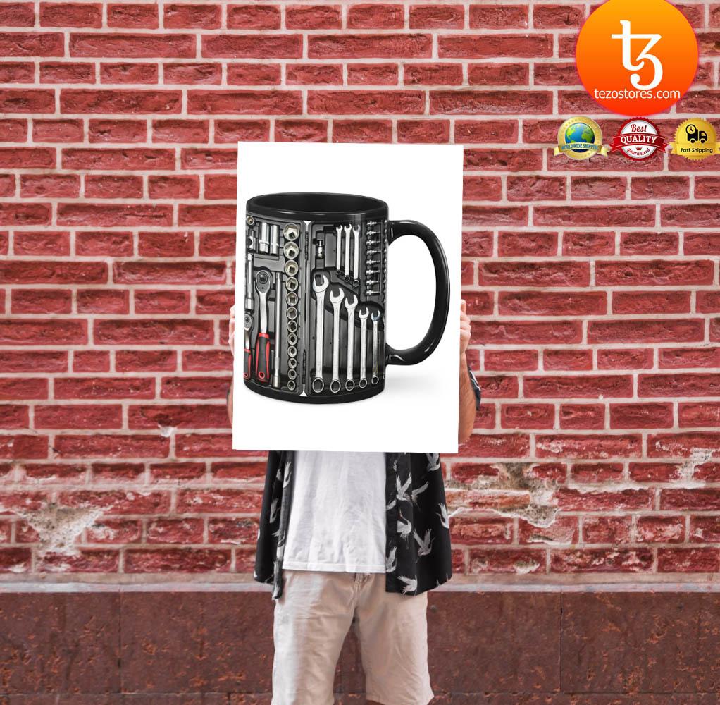Mechanic toolbox mug 4