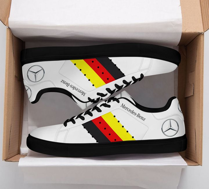 Mercedes benz Germany stan smith low top shoes