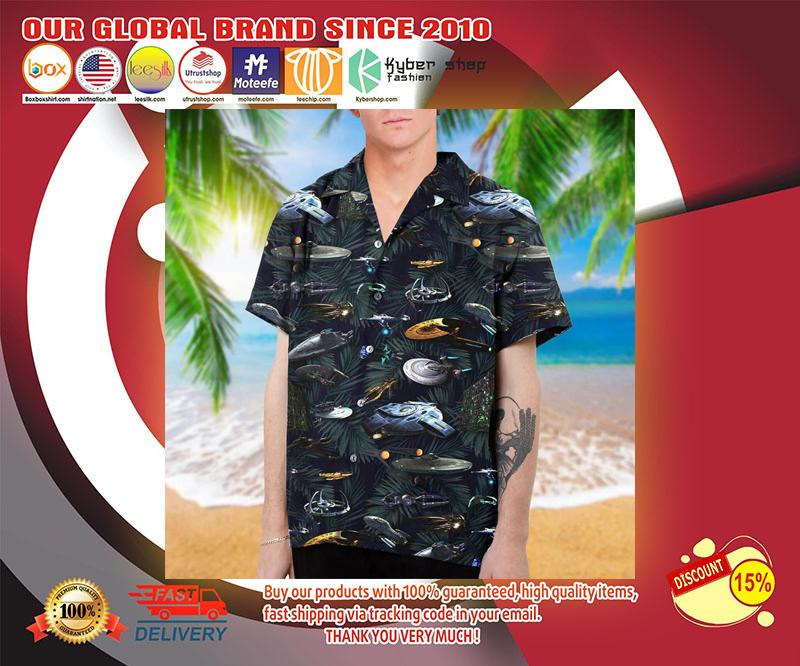 Star Trek hawaiian shirt 2