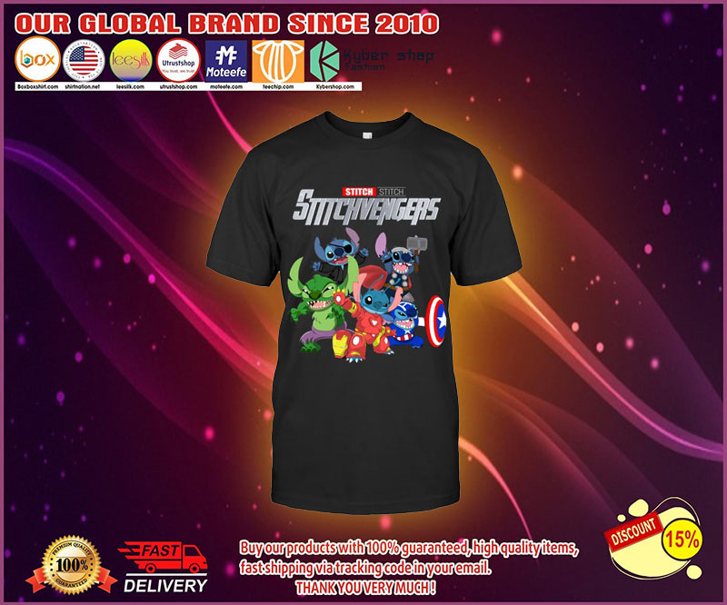 Stitch Avengers stitchvengers shirt 13