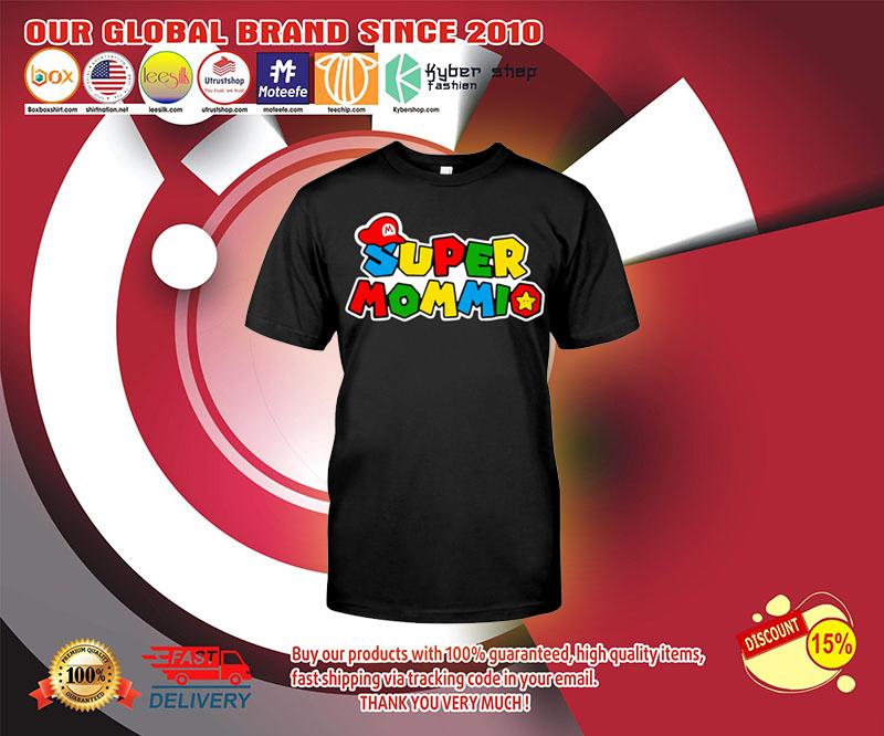 Super mommio shirt, hoodie 1