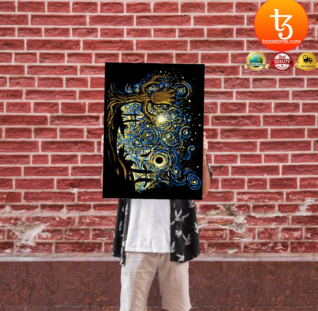 Vicent Van Gogh Groot poster