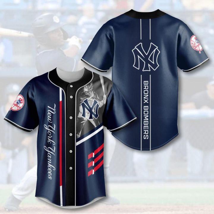 Mlb new york yankees baseball jersey
