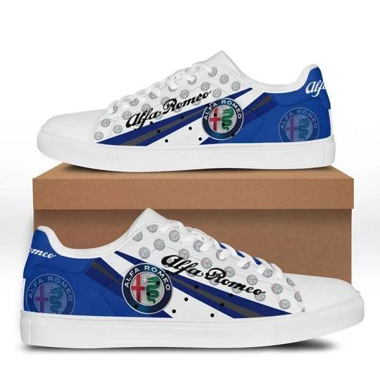Alfa Romeo Stan Smiths low top shoes 16