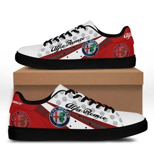 Alfa Romeo Stan Smiths low top shoes 6