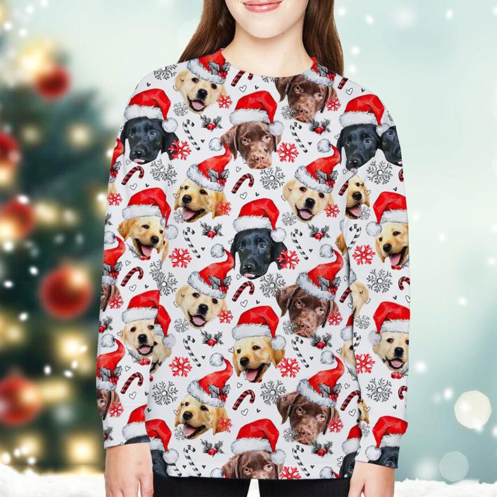 Christmas Xmas Labrador Retriever Sweatshirt